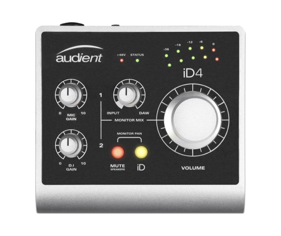 iD4 1 Channel USB Interface and Monitoring System