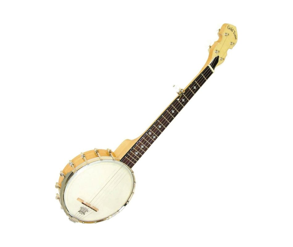 Mini Cripple Creek CC-MINI Open Back Banjo