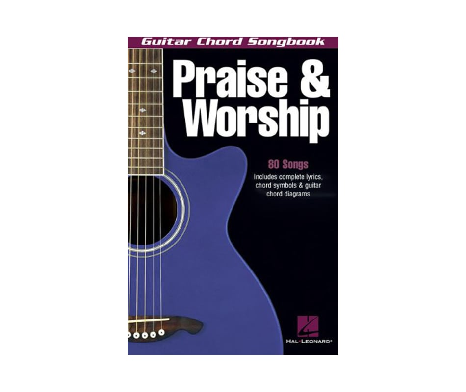 Guitar Chord Praise and Worship Songbook