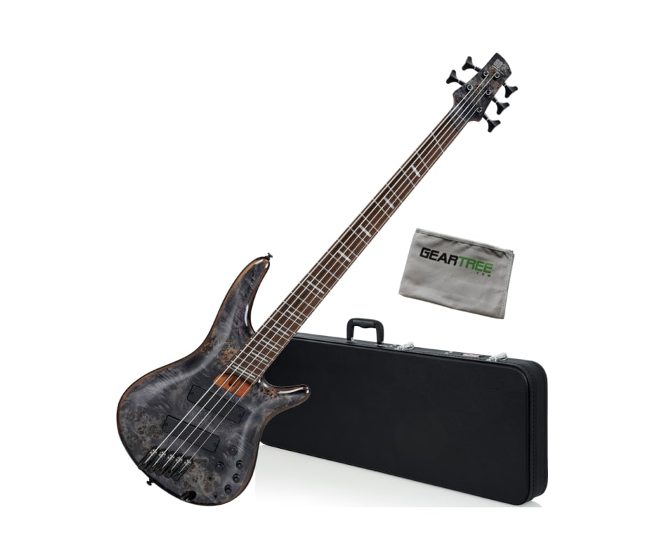 Ibanez SRMS805 DTW SR Bass Workshop 5-String Multi