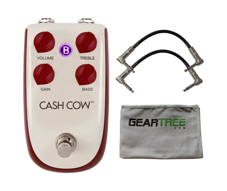 Danelectro BC-1 Cash Cow Overdrive Guitar Effects