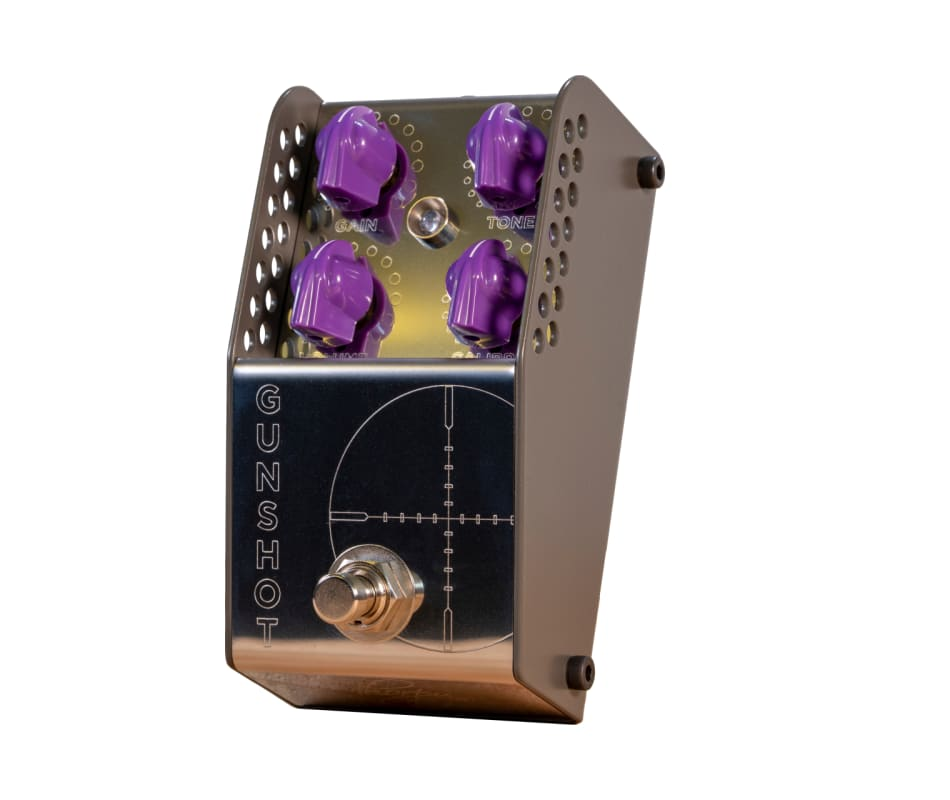 ThorpyFX Gunshot V2 Overdrive Effect Pedal