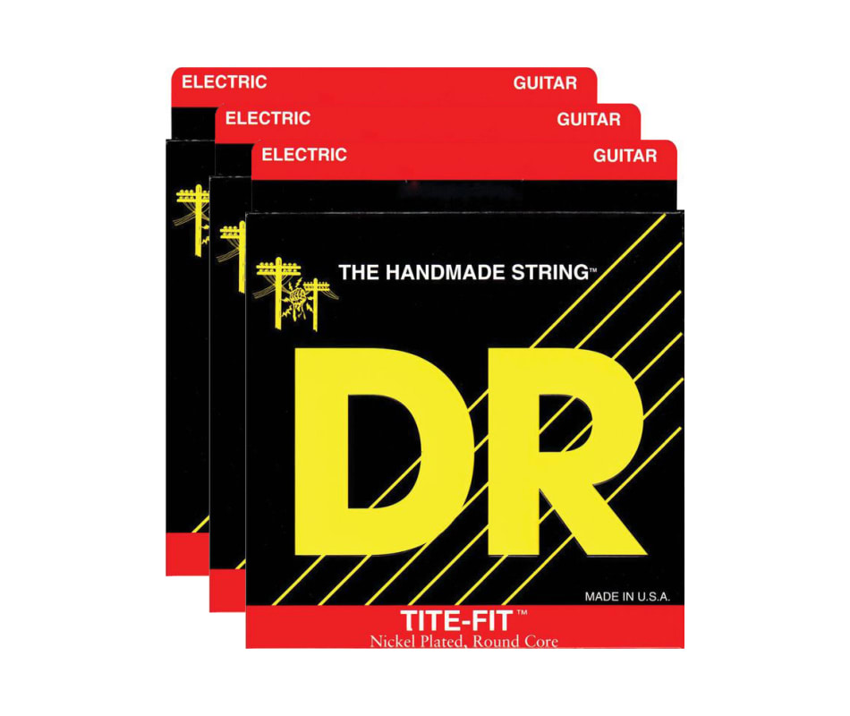 EH-11 Tite-Fit Extra Heavy Electric String Bundle