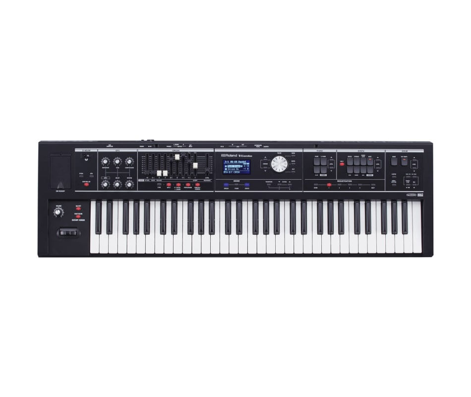 VR-09-B V-Combo Organ 61-Key Keyboard