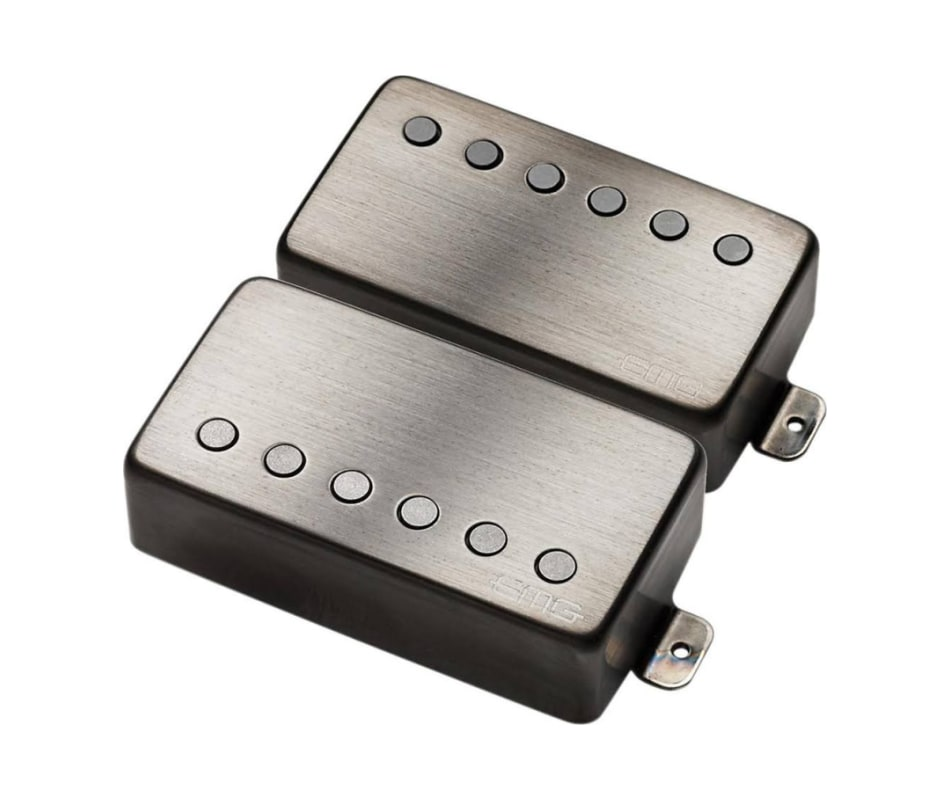JH James Hetfield Active Humbucker Pickup Set