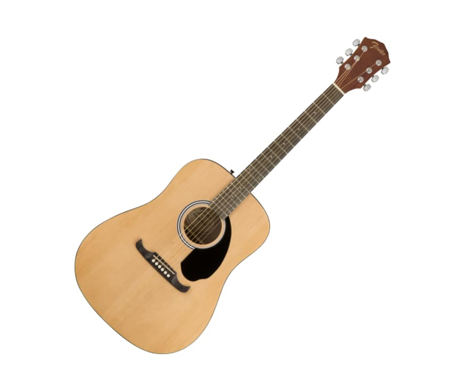 Fender FA 125 Dreadnought Acoustic Guitar w/ Bag -