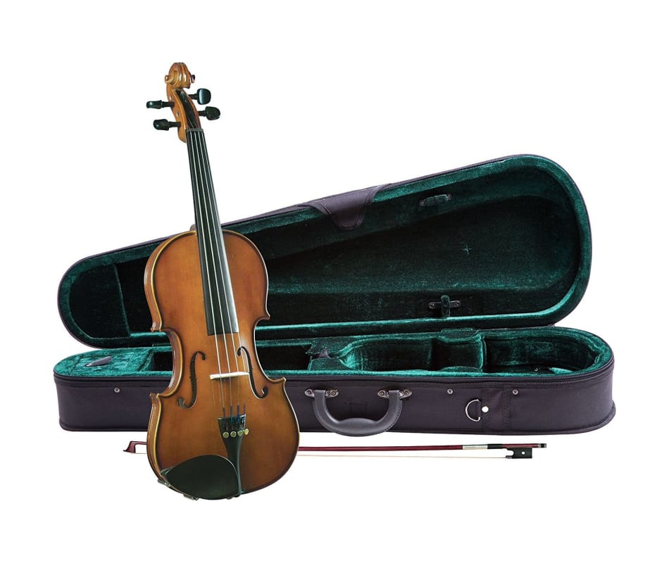 SV-130 4/4 Novice Series Violin w/Case and Bow