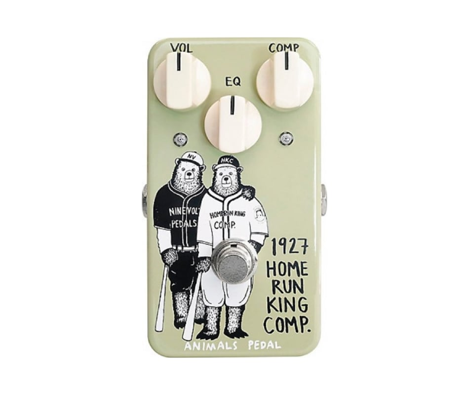 Animals 1927 Home Run King Compressor Pedal
