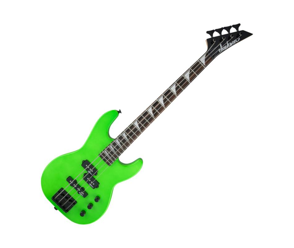 Jackson JS1X CB Minion Series Amaranth FB Electric