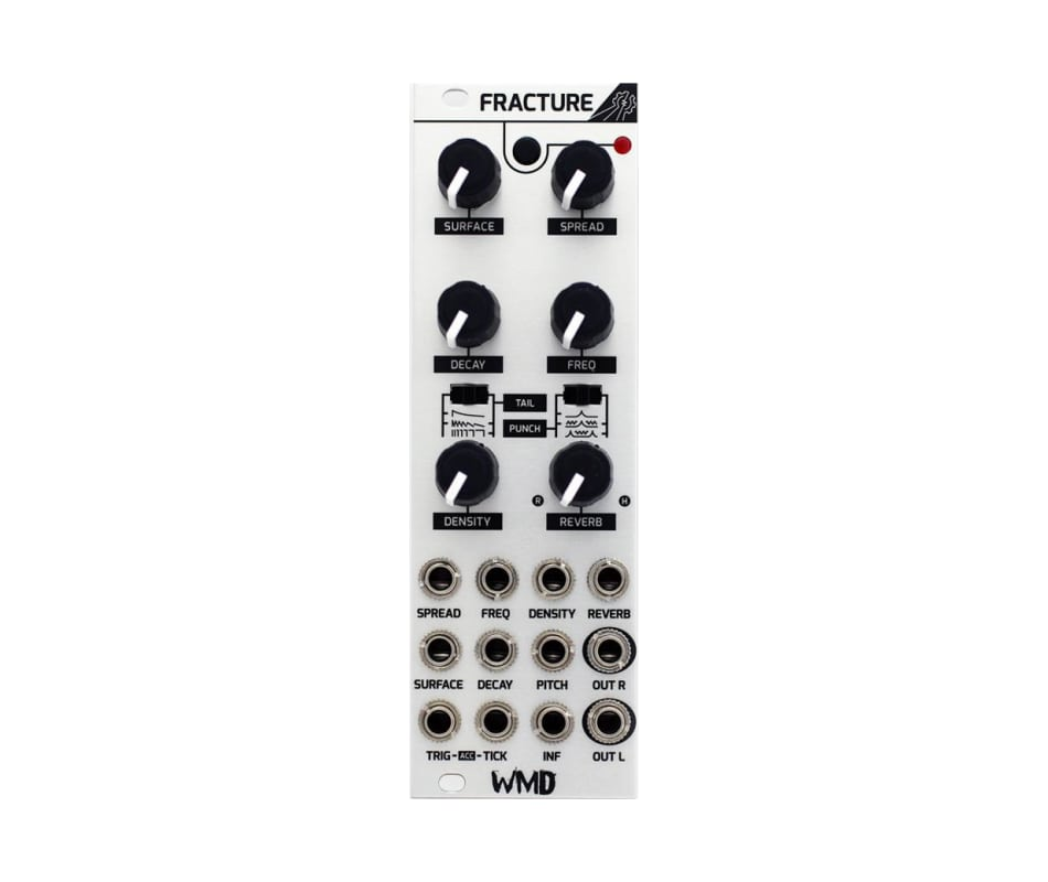 WMD Fracture Multi-particle Percussion Synthesizer