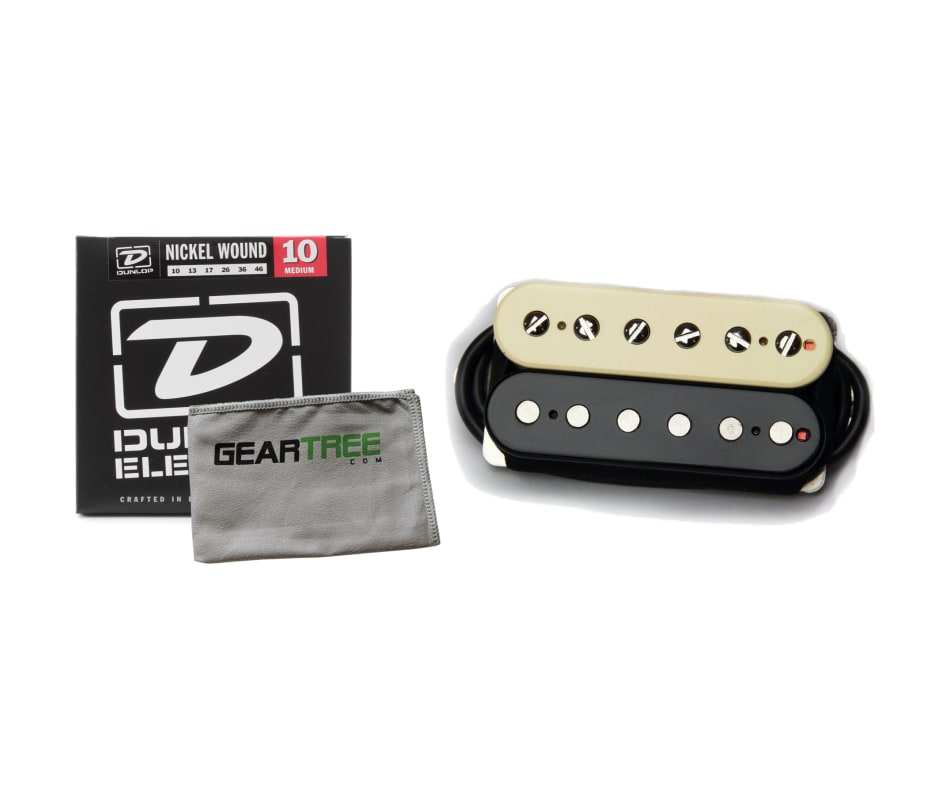 Bare Knuckle Pickups Brute Force Humbucker Zebra O