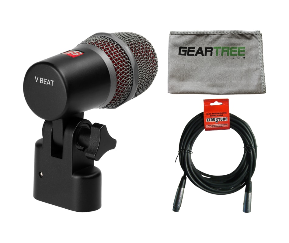 SE Electronics V Beat Snare or Tom Drum Microphone