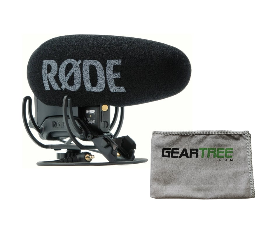 VideoMic Pro+ (w/Rycote Shockmount) Mic Bundle