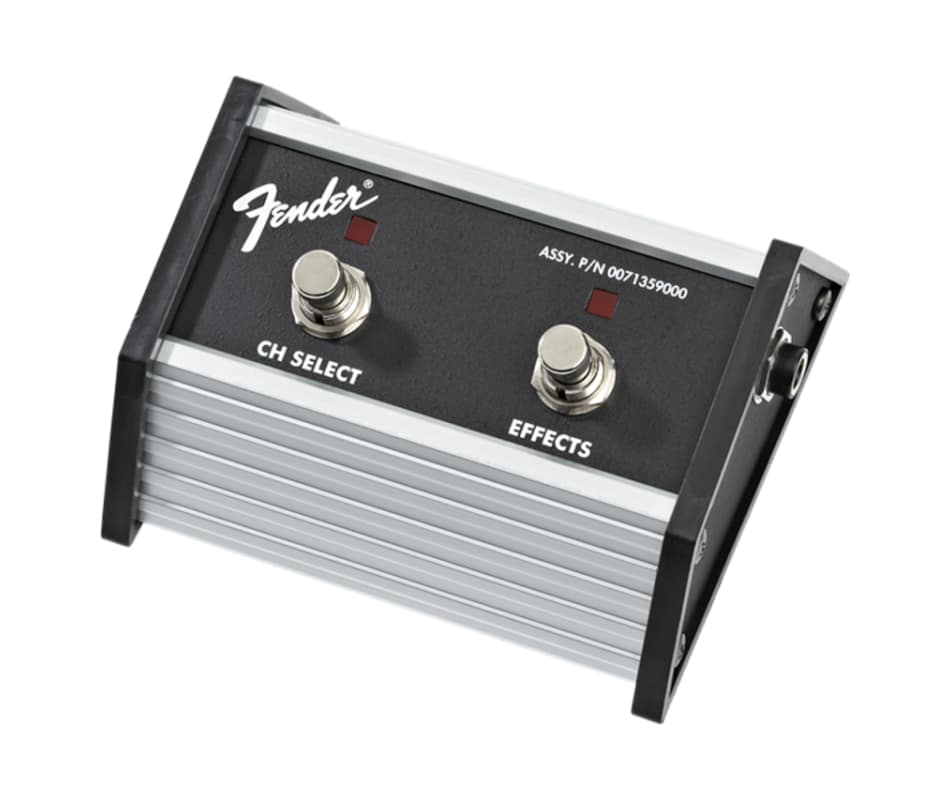 Fender 2-Button Footswitch - Channel Select-Effect