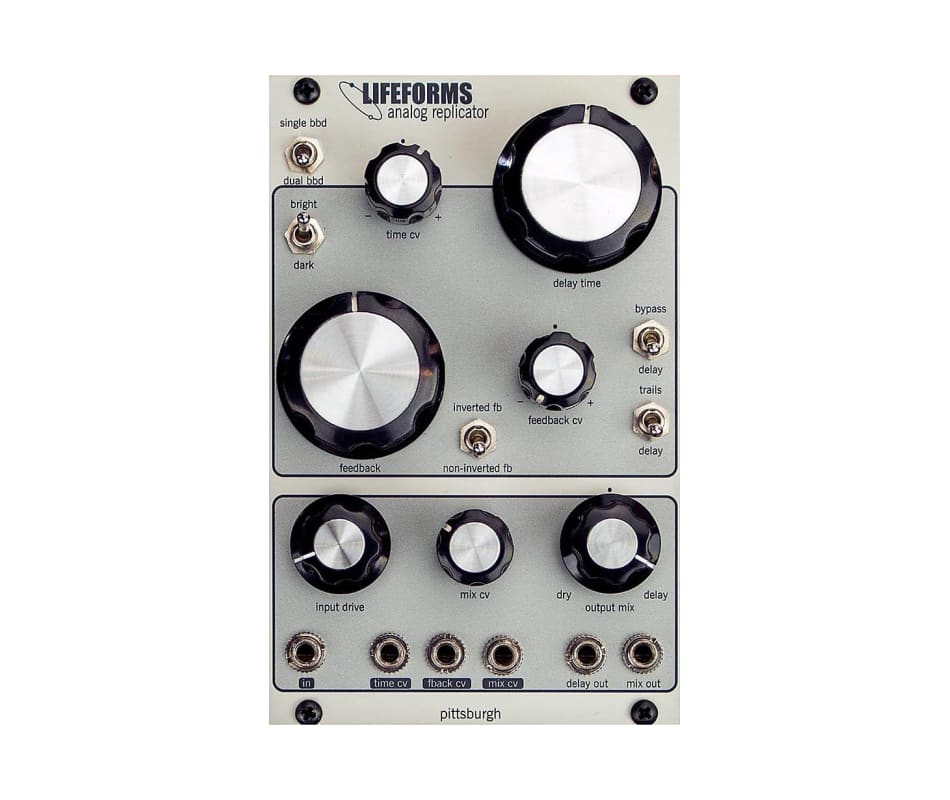 Pittsburgh Modular Lifeforms Analog Replicator Vol