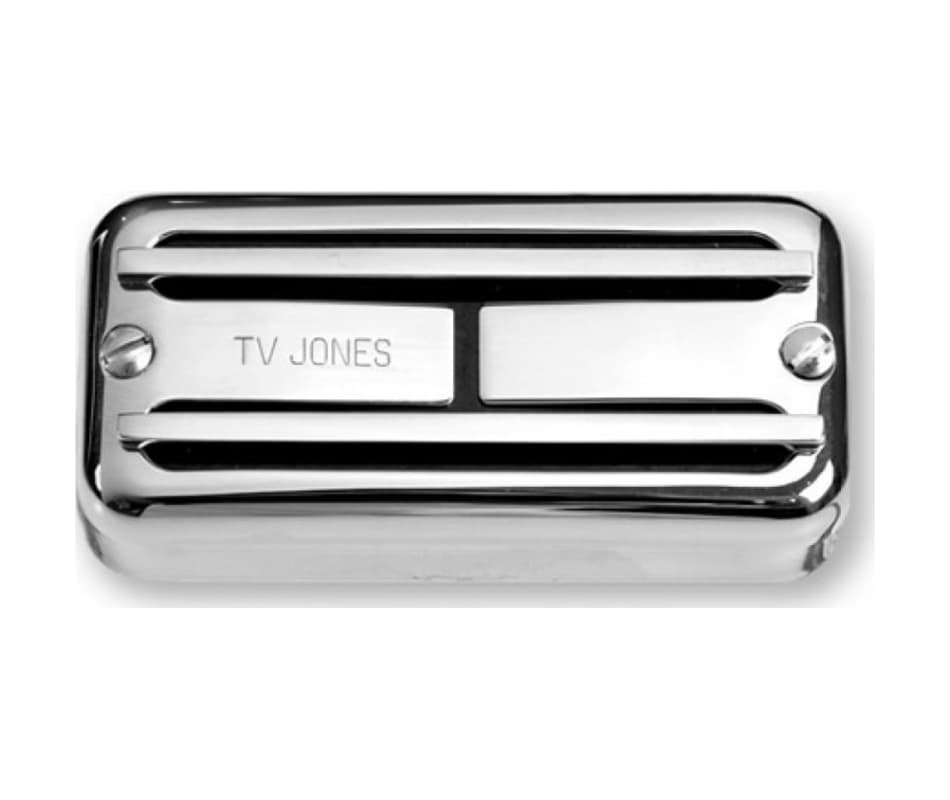 TV Jones Supertron Neck Pickup Nickel Super'tron U