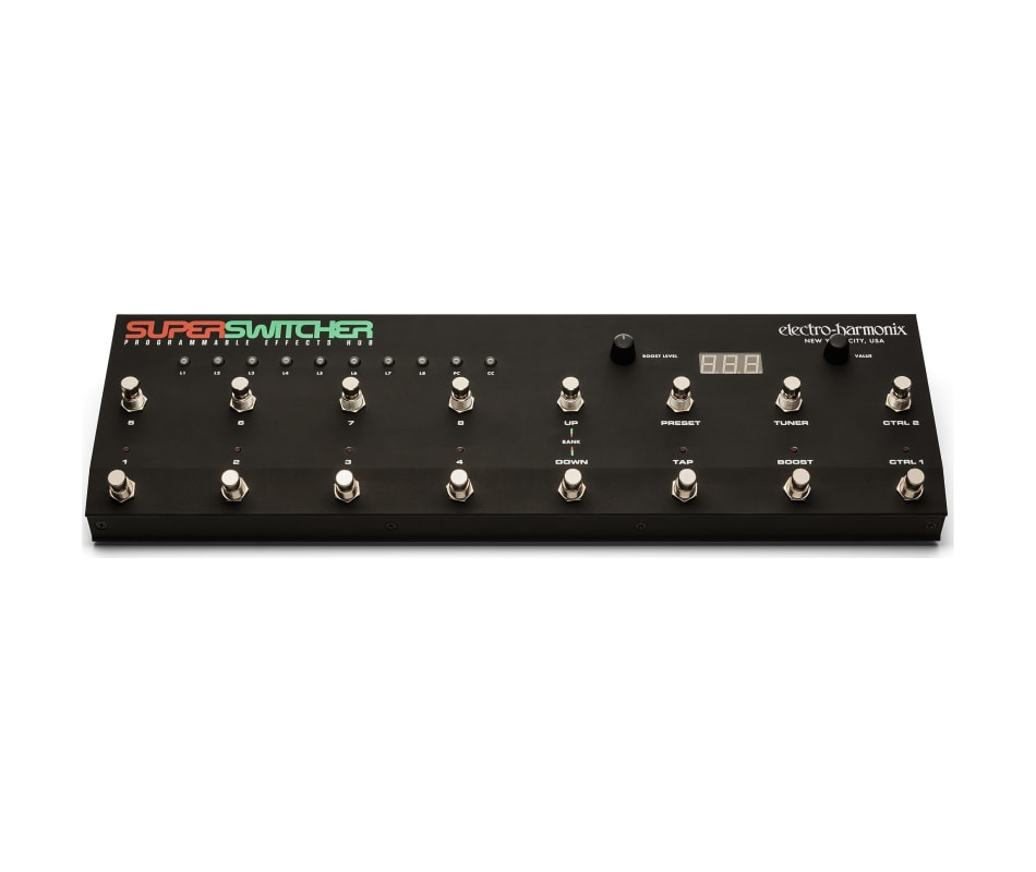 Electro Harmonix Super Switcher Switching Control