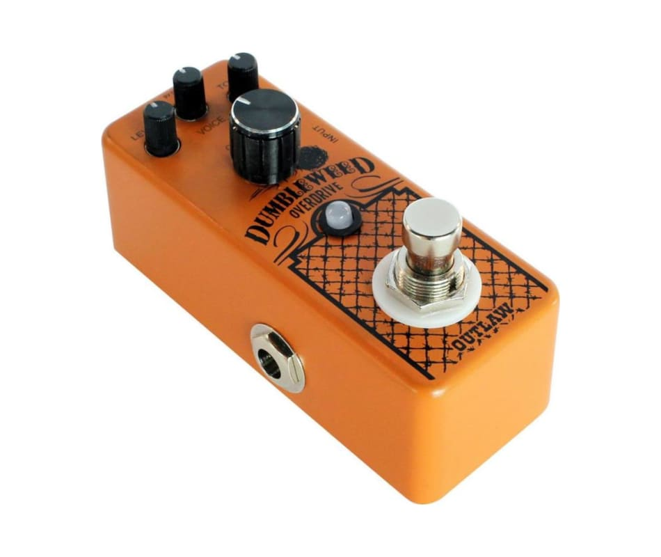 Outlaw Effects Dumbleweed D-style Amp Overdrive Pe