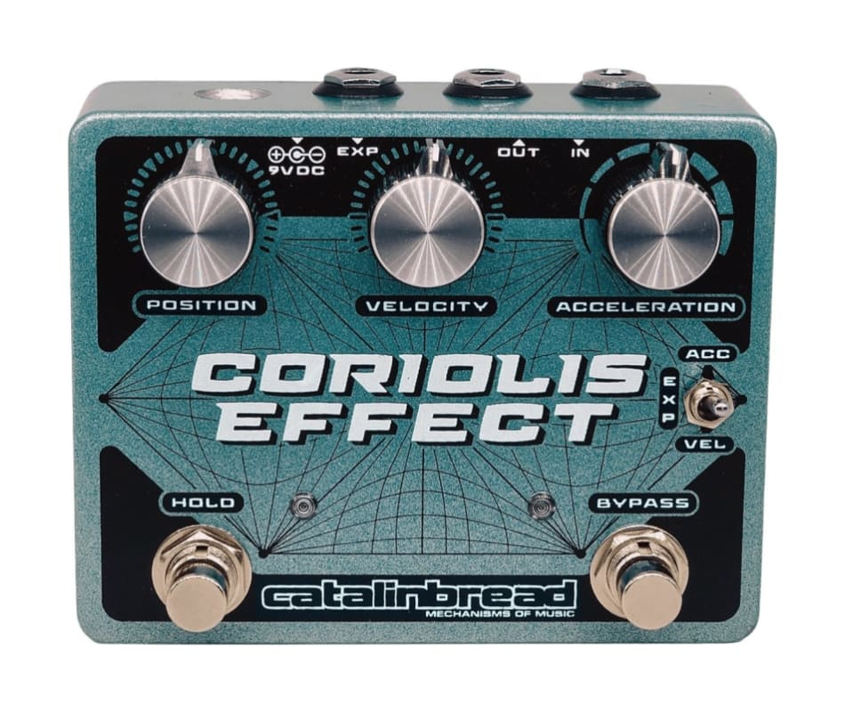 Catalinbread Coriolis Multi-Effects Pedal