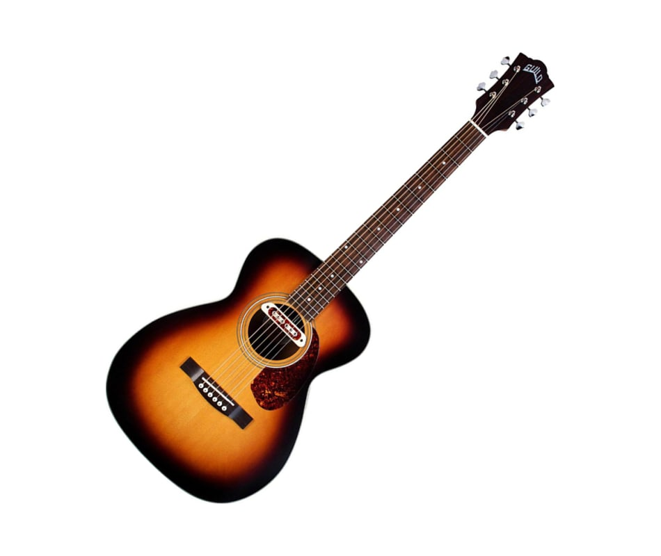 M-240E Troubadour Concert Acoustic-Electric