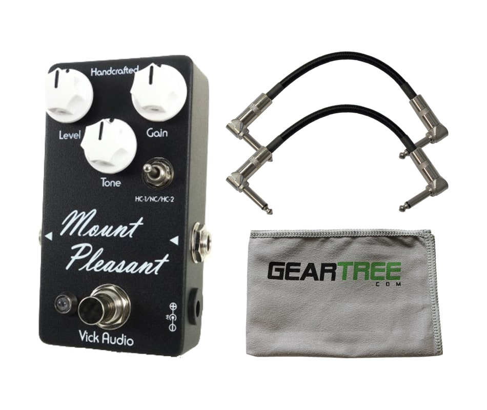 Mount Pleasant Overdrive Pedal Bundle