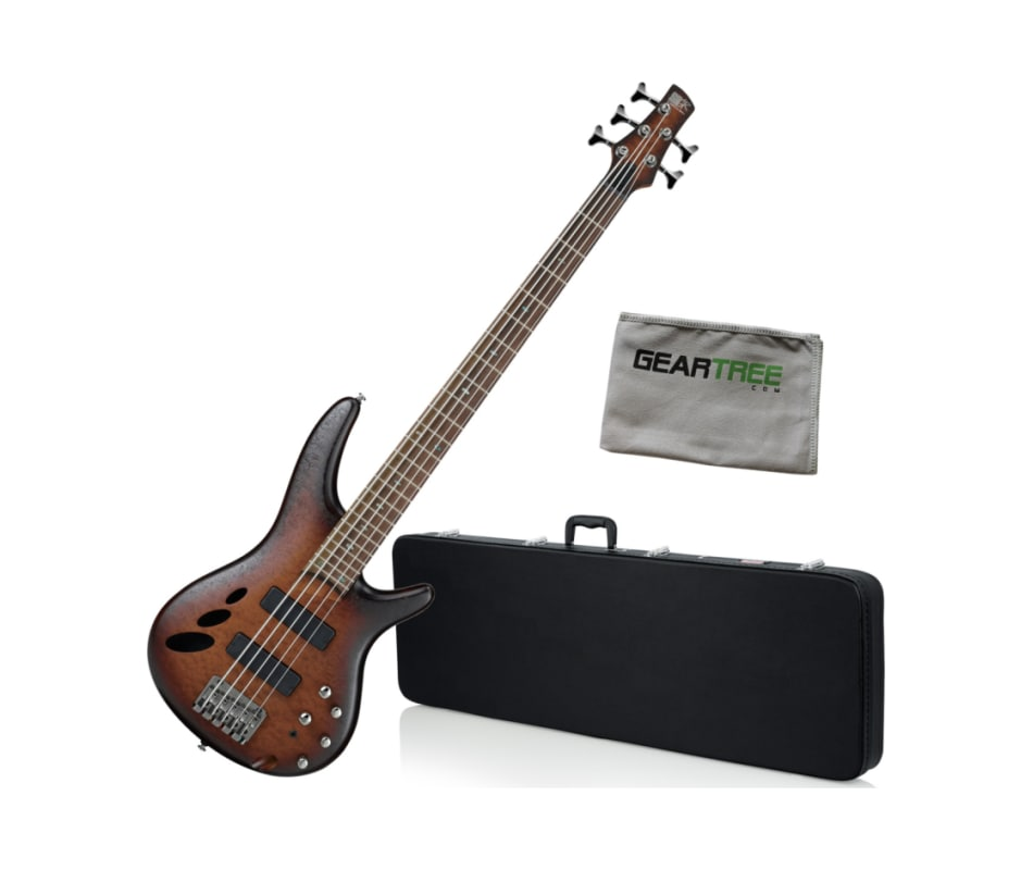 SR30TH5 NNF SR 30th Anniversary LTD Bass Bundle