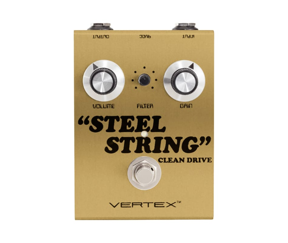 Steel String Clean Drive Limited Edition Gold