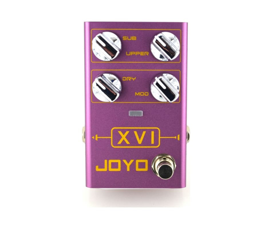 Joyo R Series R-13 XVI Octave Effects Pedal
