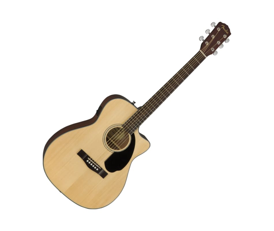 Fender 0970153021 CC-60SCE Concert, Walnut Fingerb