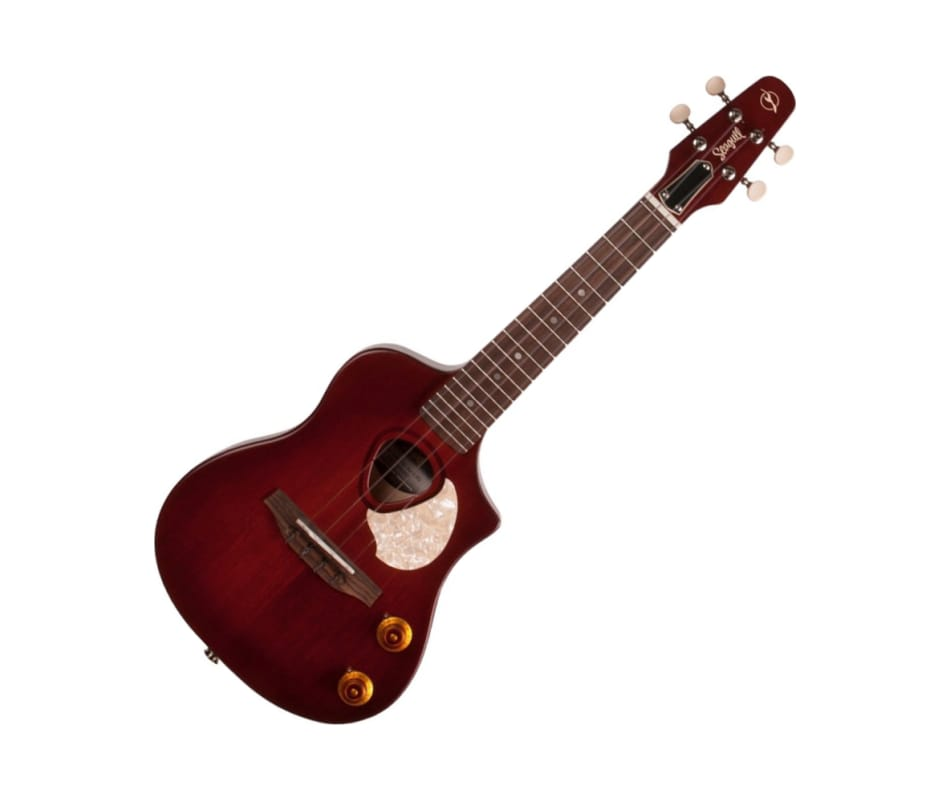 Seagull 46355 Nylon String Acoustic-Electric Ukule