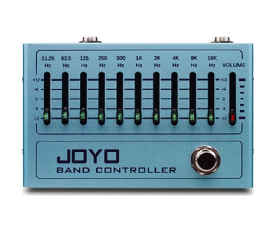 Joyo R-12 Band Controller Graphic EQ Pedal