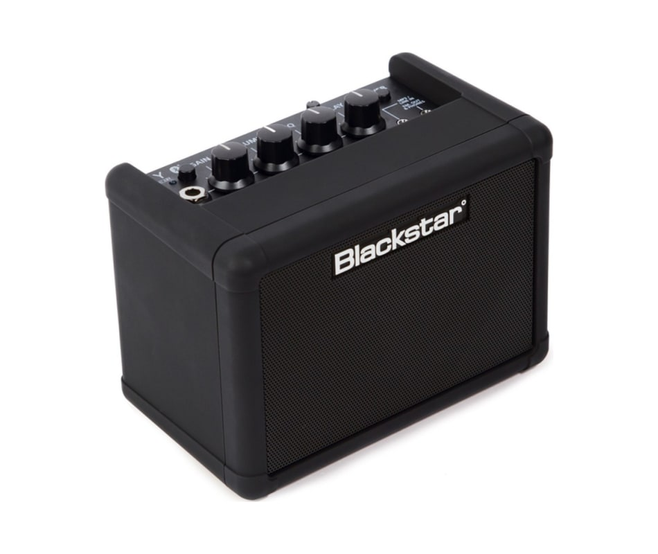 FLY 3 Bluetooth 3-Watt Portable Guitar Mini Amp