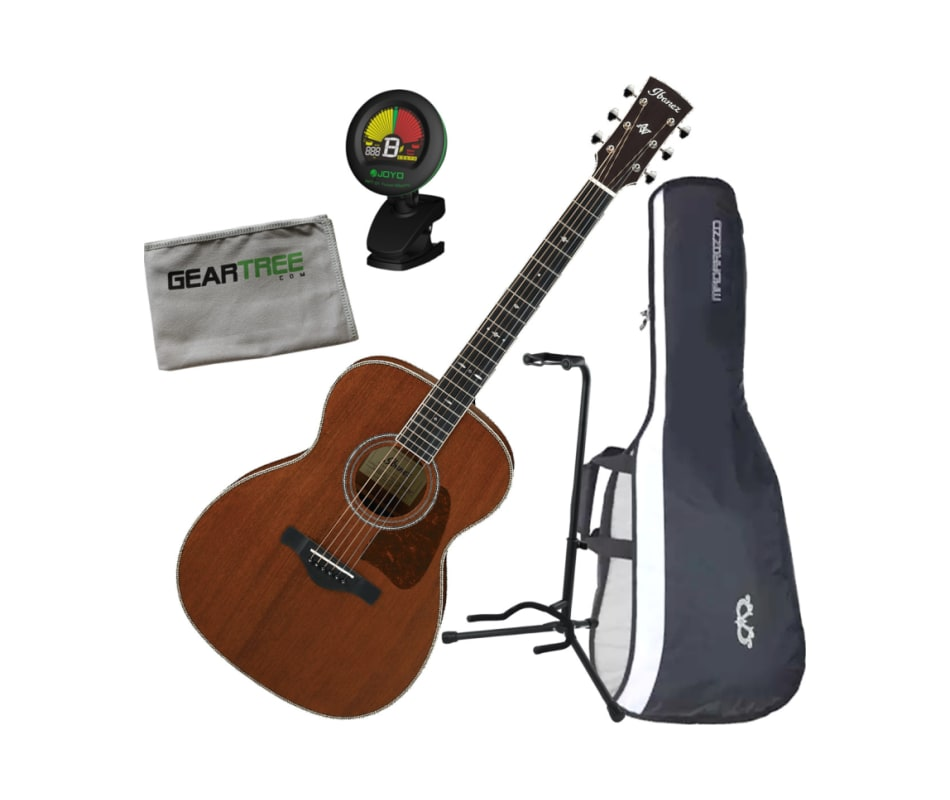 AVC10MH OPN Artwood Thermo Aged Acoustic Bundle