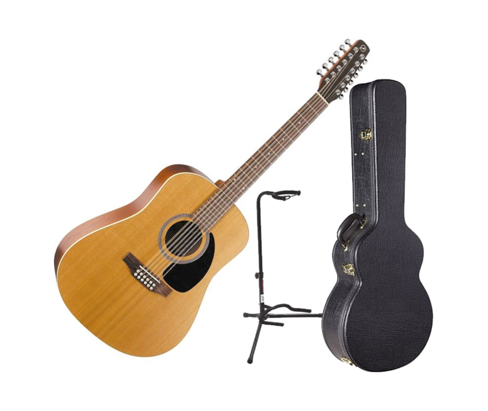 Seagull Coastline S12 Cedar 12 String Acoustic Guitar W