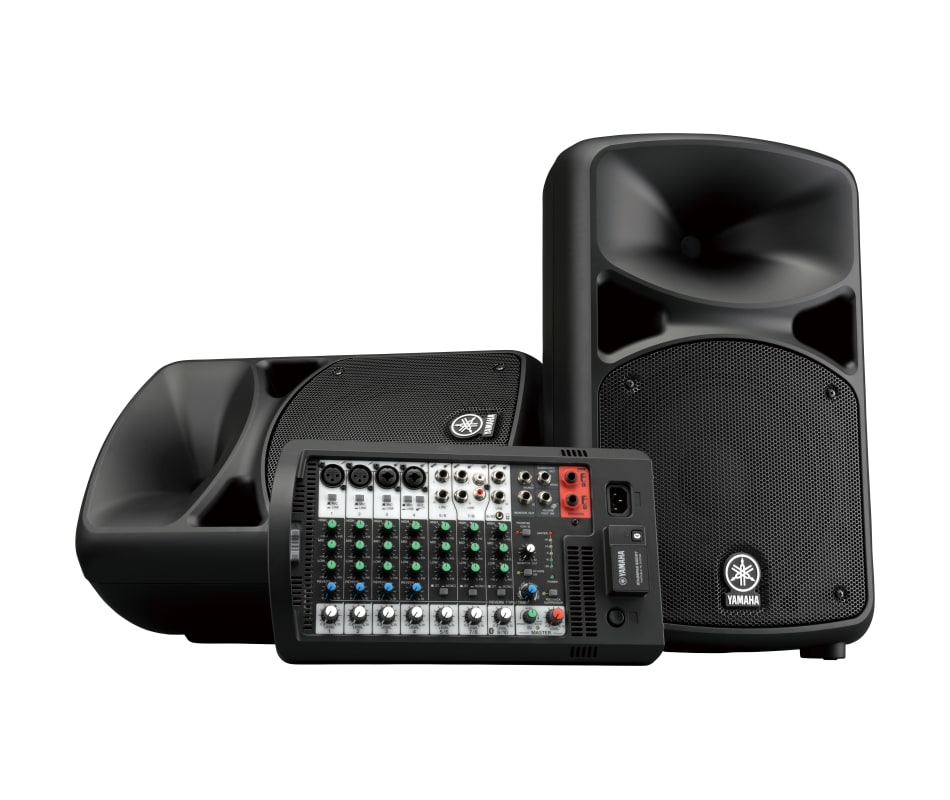 STAGEPAS 600 BT 680-Watt Portable PA System