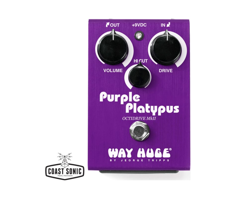 Dunlop WHE800 Way Huge Purple Platypus