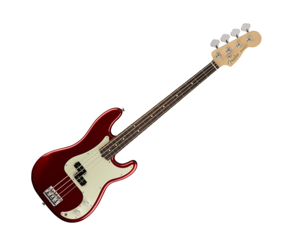 Fender American Pro Precision Bass, Rosewood Finge