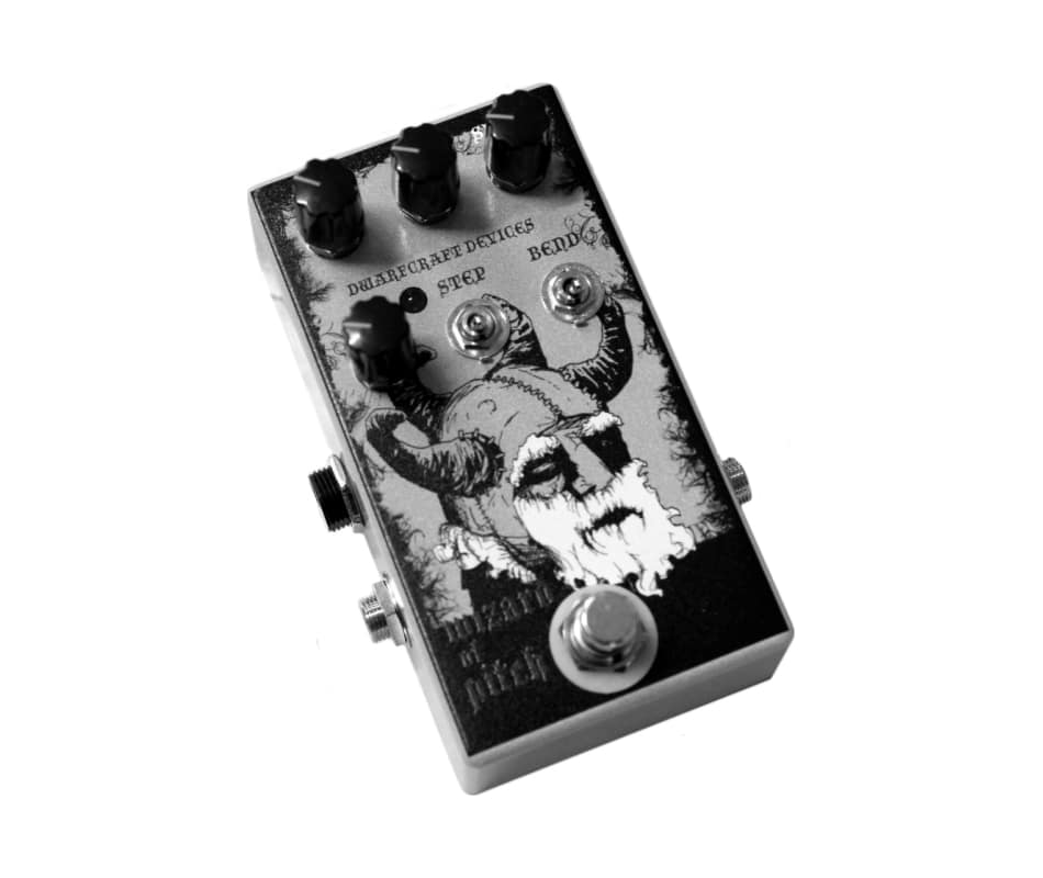 Wizard of Pitch Pitch-Shifter Guitar Pedal