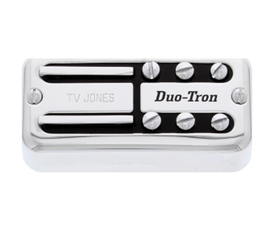 TV Jones Paul Yandell Duo-tron Bridge Pickup Unive
