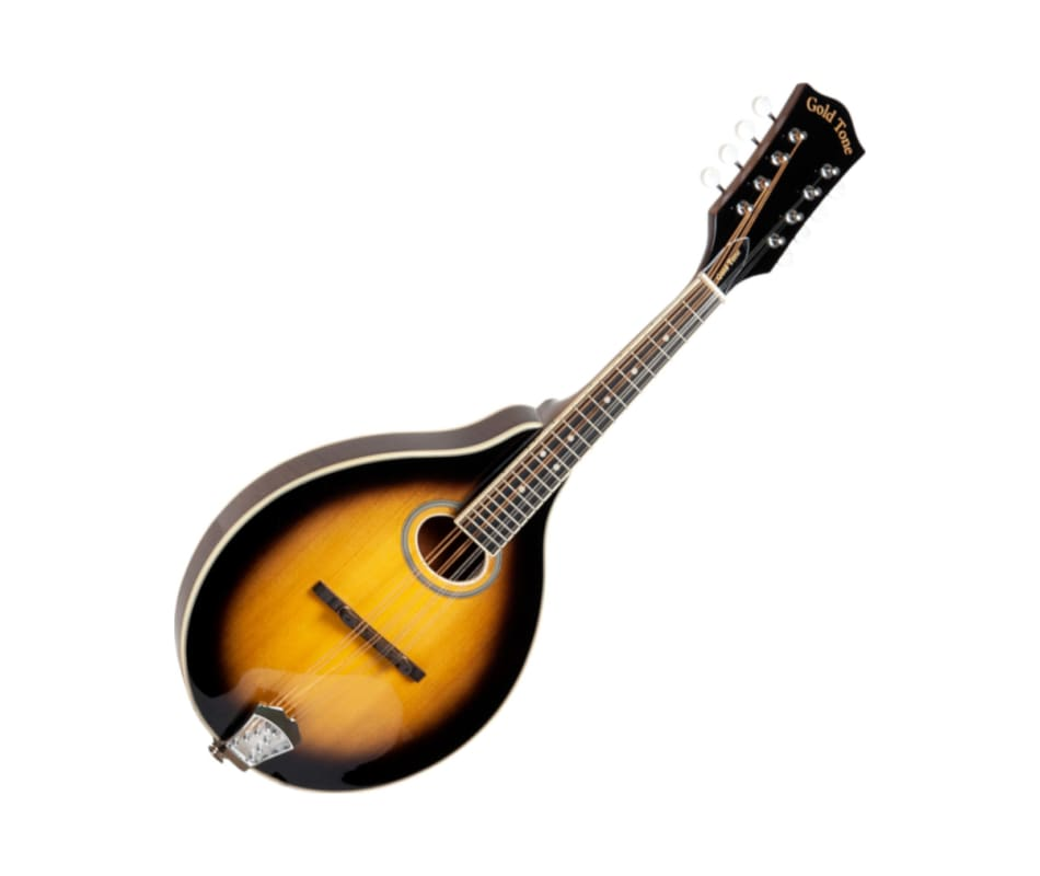 Goldtone GM-50 A-Style Mandolin Solid Top