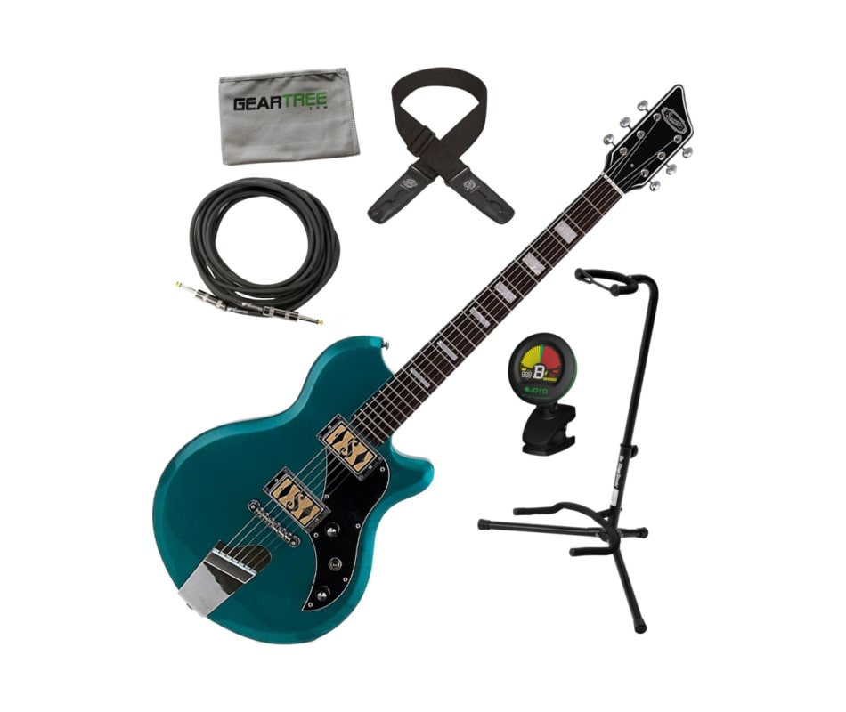 2020TM Westbury Electric Guitar Bundle