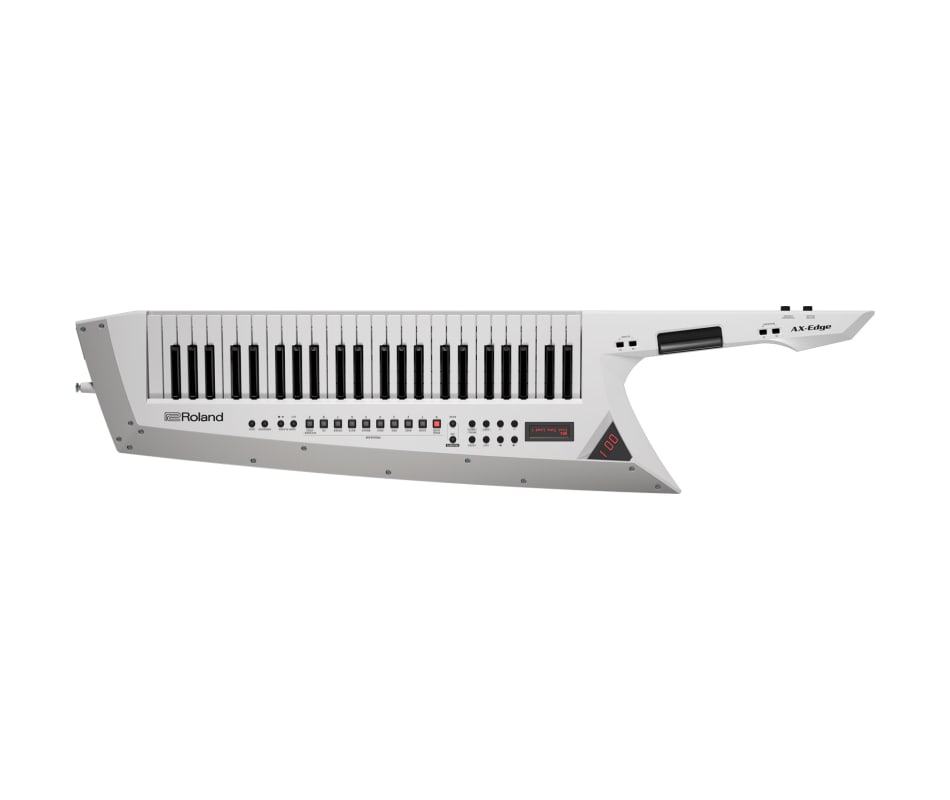 Roland AX-EDGE Keytar 49-Key Bluetooth Synthesizer