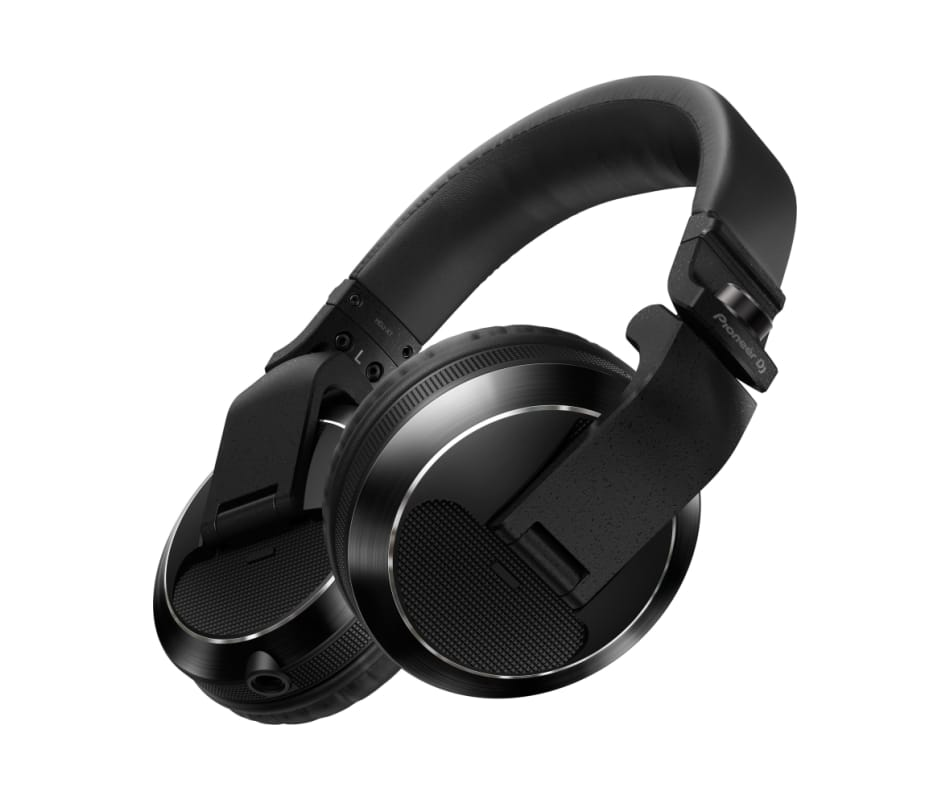 Pioneer DJ HDJ-X7-K Black Professional Over-ear He