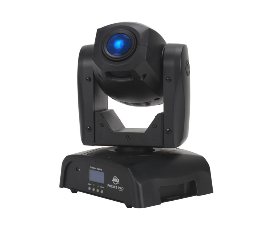 Pocket Pro Mini Moving Head with 25W LED