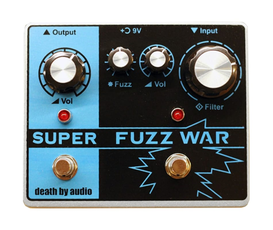 Super Fuzz War Fuzz Pedal - Limited Edition