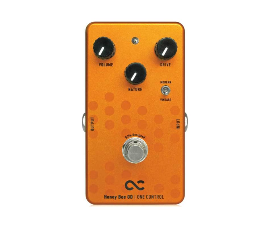 Honey Bee (BJFe) Overdrive Effect Pedal