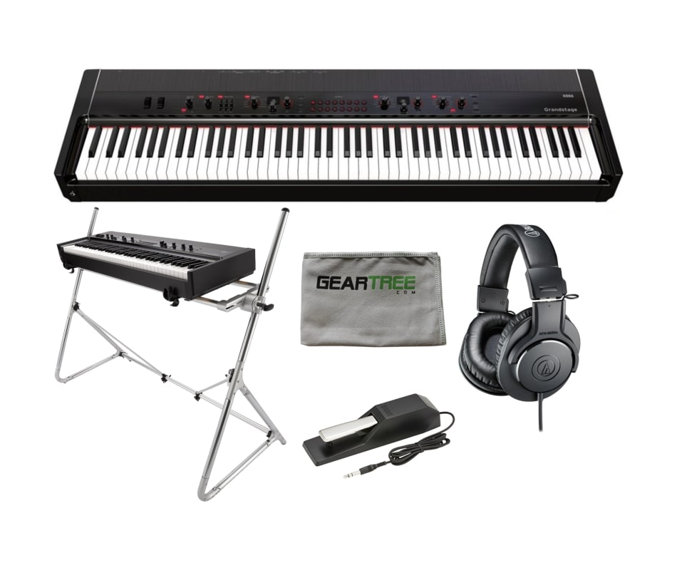Grandstage 88-Key Digital Stage Piano Bundle