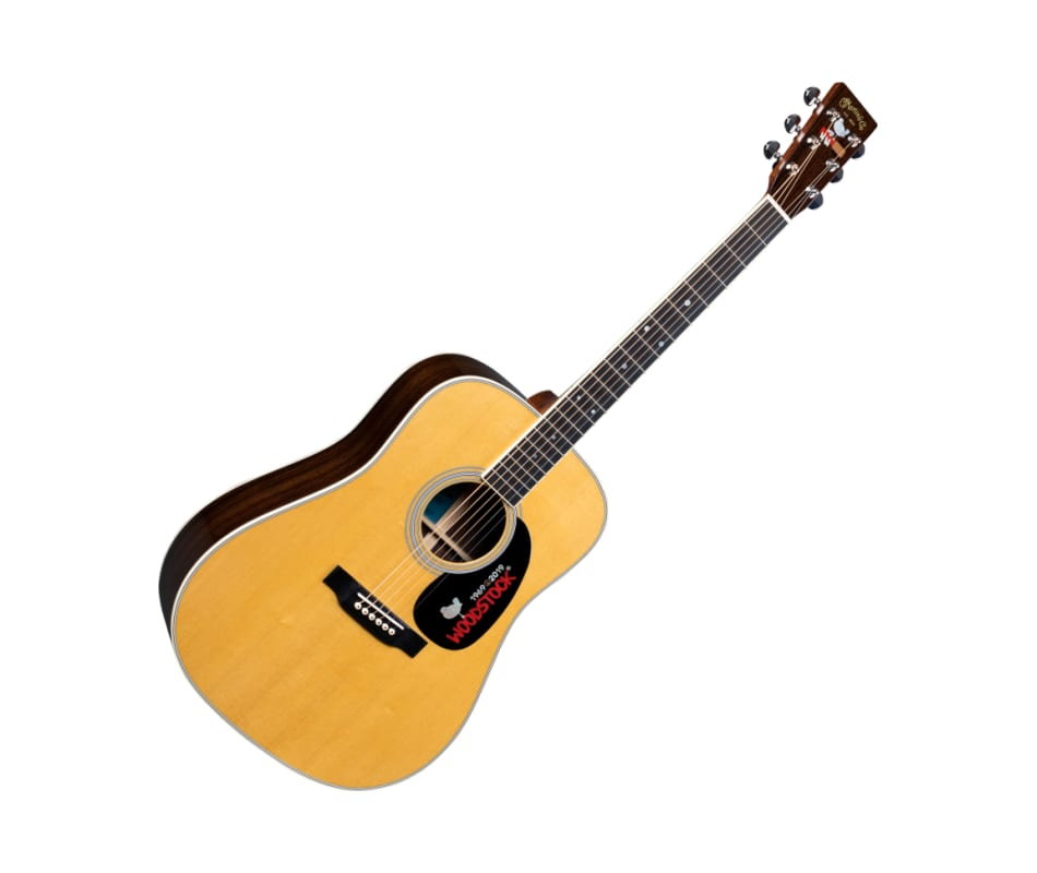 Martin 2018 D-35 Woodstock 50th Anniversary Acoust