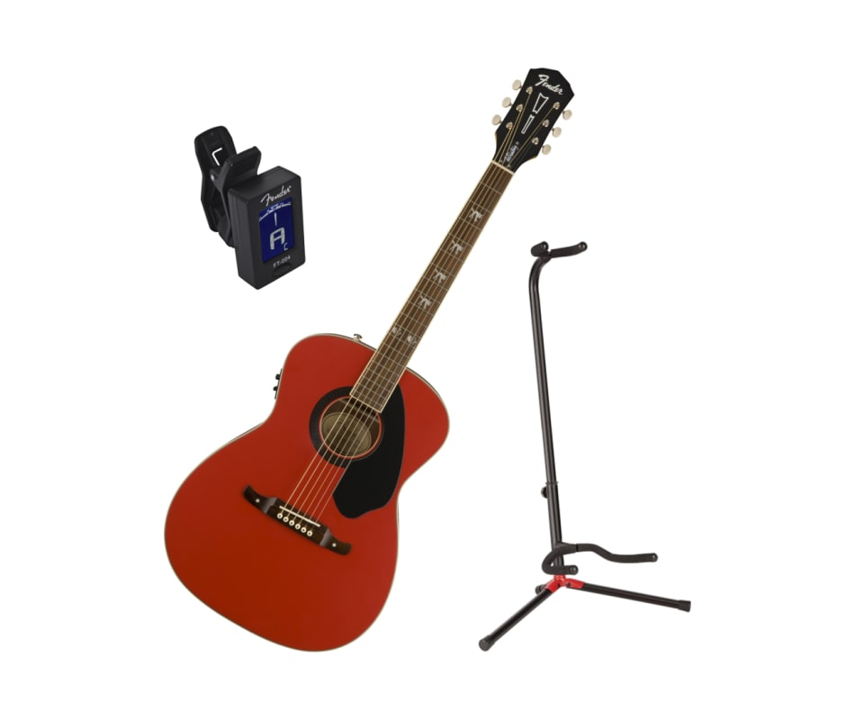 Tim Armstrong Red Hellcat Acoustic-Electric Bundle