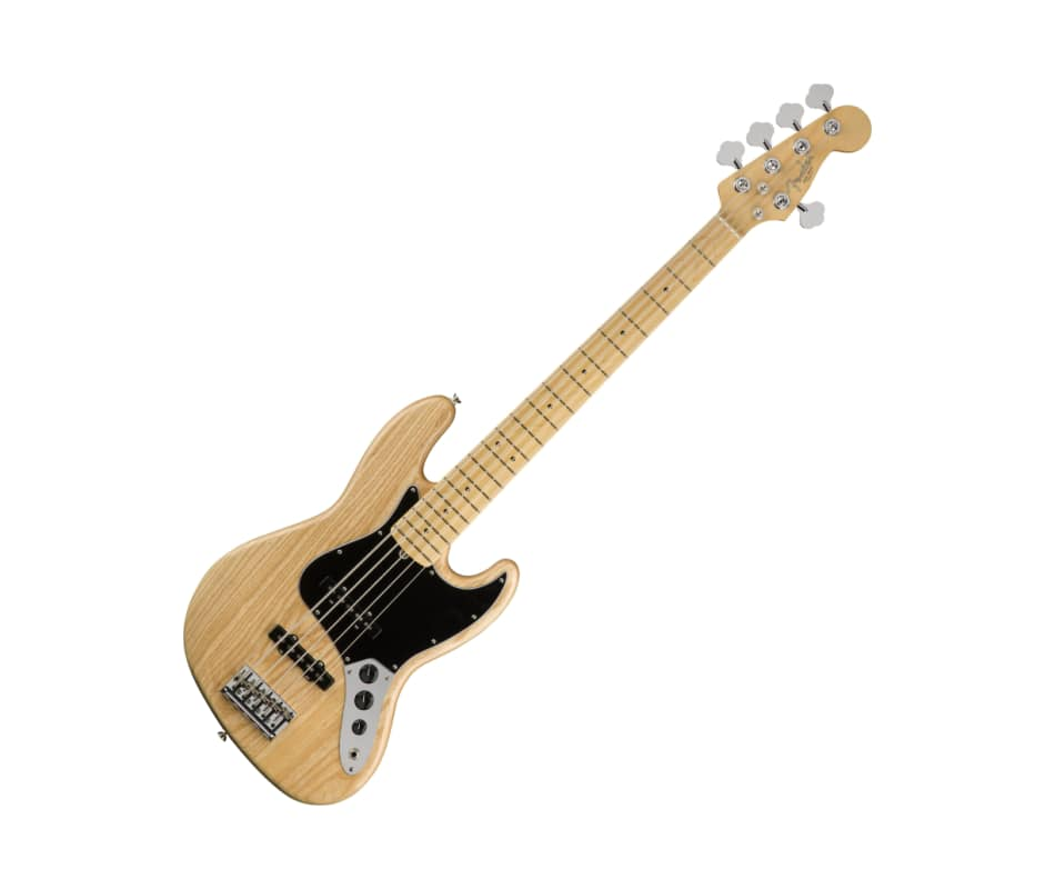 Fender American Professional Jazz Bass V Maple FB